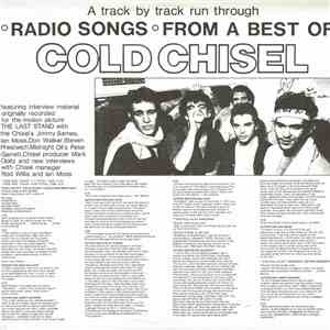 Cold Chisel - A Track By Track Run Through. Radio Songs . From A Best Of download free