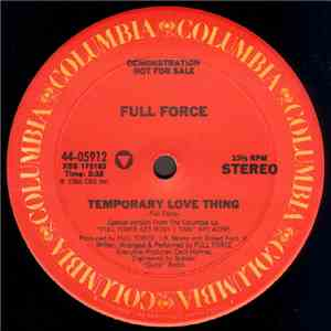 Full Force - Temporary Love Thing download free