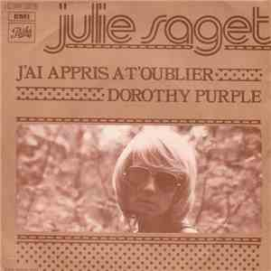 Julie Saget - J'ai Appris A T'oublier download free